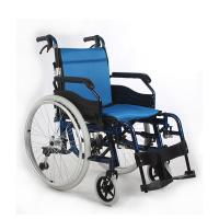 Wholesale Handicapped Deluxe Manual Wheel Chair JR201 With Attendant Brake from china suppliers
