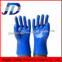 JD818 Cheap Industrial Oil Resistant Safety Working Gloves