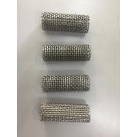 Wholesale Customized Metal Mesh Tube Stainless Steel Sintered Brick Wire Cloth Perforated Pipe from china suppliers