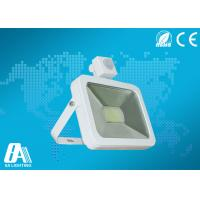 Quality 20W Motion Sensor Led Flood Lights Waterproof IP65 Commercial Lighitng for sale