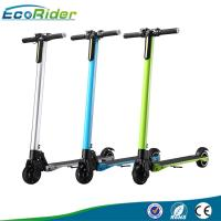 Wholesale Two Wheels Hoverboard Scooter With Magnalium / Carbon Fiber Materials , 3h Charging Time from china suppliers