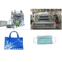 Wholesale Multi-Function PP Non Woven Fabric Production Line FOR shopping bag from china suppliers