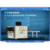 Wholesale 5030 Singly Generator Airport X Ray Baggage Scanner Machine Checked Laggage from china suppliers