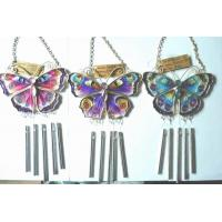 Wholesale metal & stained glass  wind chimes from china suppliers