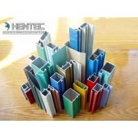 Wholesale Powder coated , anodized extruded  window and door aluminum frame custom from china suppliers