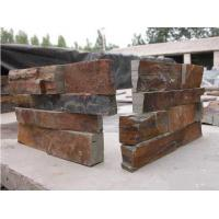 Wholesale Durable Natural cultural Slate Stone Tile for Wall Cladding Decoration from china suppliers