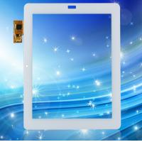 Wholesale 9.7 / 10.1 inch I2C interface Projected Capacitive Touch Panel 10-Point Touch from china suppliers