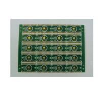 Wholesale FR4 HASL LF 4 layer PCB and pcb layout for Digital electronic products from china suppliers