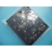 Quality 14 Microns 6H Immersion Gold Multilayer PCB No Peeling off Black Solder Mask for sale