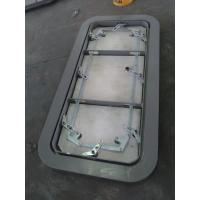 Quality Marine Steel Ship Weathertight Door Single Handle Quick Opening Marine Doors for sale