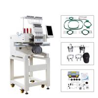 Buy cheap 9/12 Needles Computerized Single Head Embroidery Machine Similar As Tajima from wholesalers