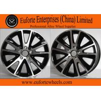 Wholesale Tiguan Replica 19'' European Wheel Silver Machined PCD 112mm ET 43mm OEM from china suppliers