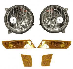 Wholesale 2007 Ford Focus high-impact 12V, 55W, H11 quartz halogen lens fog light kit from china suppliers
