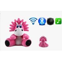 Wholesale Bluetooth Speaker Plush Toys Doll Loudspeakers Box designer Cartoon personalized stuffed animals from china suppliers