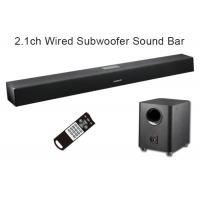 Wholesale Home Theater Bluetooth Soundbar With Digital Optical Input 3D Surround Sound from china suppliers