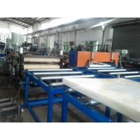 Buy cheap HDPE thick sheet extrusion machine from wholesalers