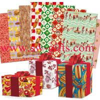 Wholesale Metallic Christmas wrapping paper gift wrapping paper Supplier Metallic Foil from china suppliers