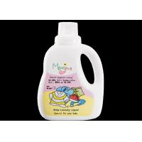 Wholesale Hygienic Antibacterial Liquid Laundry Detergent , Baby Non Toxic Laundry Detergent 1.2L from china suppliers