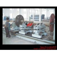 Wholesale Hydraulic Double Column Rotary Welding Table , Tank Turning Table for Welding Line Machinery from china suppliers