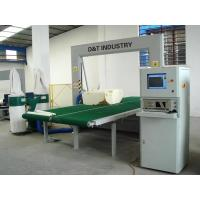 Quality High Precision CNC PVC / PE 2D Foam Cutting Machine Energy Saving 6M / Min for sale