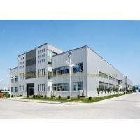 Wholesale Lightweight Pre Built Steel Buildings Painted Or Galvanized Surface Treatment from china suppliers