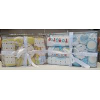 Wholesale Fashionable Infant Soft Cute Cotton New Born Baby Boy Christening Gift Sets from china suppliers
