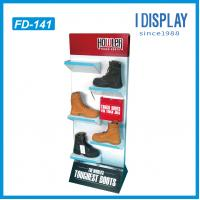 Wholesale shoe store display racks, cardboard display for shoes, adjustable shoe display rack from china suppliers