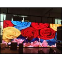 Quality Full Color 1/8 Scan P4 led screen advertising Hight Brightness and Resolution for sale
