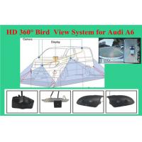 Wholesale Audi A6 Car Reverse Camera System With 360 Degree Bird View with 4-channel high-definition video from china suppliers
