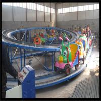 Wholesale High quality amusement park kids mini shuttle electric cars china, mini roller coaster from china suppliers