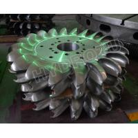 Wholesale 500m High Water Head Turgo Hydro Turbine With Two Nozzles And Forged CNC Machining Runner from china suppliers
