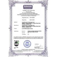 Astral Electronics Technology Co.,Ltd Certifications