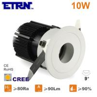 Wholesale ETRN Brand CREE COB LED 2.5 inch 10W LED Downlights Ceiling Lights Recessed lights from china suppliers