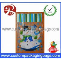 Wholesale OEM Recyclable Plastic Treat Bags Anti-Static Die Cut Handle For Dried Food from china suppliers