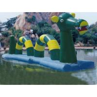 Wholesale Giant Green Dragon Obstacle Course, Inflatable Water Challenge sports from china suppliers