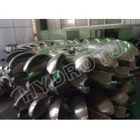 Wholesale Pelton Turbine Runner / Pelton Wheel with Forge + CNC Machine for Power 1MW - 20MW from china suppliers