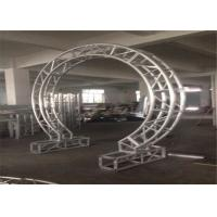Wholesale Outdoor Advertisment Certificated Speaker Truss Loading 800kg / Aluminum Truss Lectern from china suppliers
