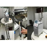 Wholesale 1064nm / 532nm Q Switch Laser Tattoo Removal Machine Water Cooling System from china suppliers