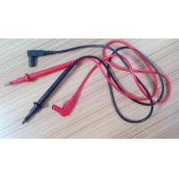 Wholesale electrical silicone insulated megger test leads RoHS with Multimeter probe from china suppliers