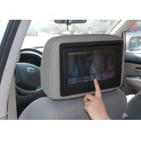 Wholesale Headrest LCD Mounted 9 Bus Entertainment Monitor For Bus Video On Demand System from china suppliers