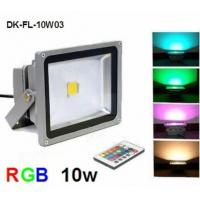 Wholesale RGB 10W LED Flood Lights for Outdoor Use, with RGB LED Controller from china suppliers