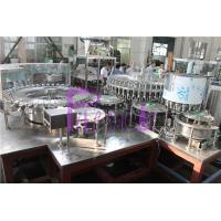 Wholesale 25000BPH Bottle Water Filling Machine With Siemens PLC And Two Pieces Construction from china suppliers