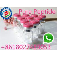 Wholesale 100% Factory Direct Supply Pure Polypeptide Ghrp-6 (5mg/vial) CAS 87616-84-0 from china suppliers