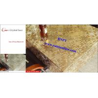 Wholesale 54'PVC Table Cloth --RNPT Crystal lace table cloth ---fancy home decoration table cover from china suppliers