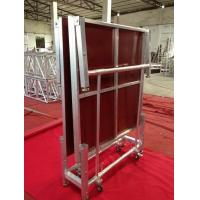Wholesale Temporary Movable Folding Stage Platform Aluminum For Outdoor Performance from china suppliers