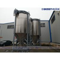 Wholesale 15 Tons Chicken Feed Mixer Machine , Feed Mill Mixer With Stainless Steel Paddles from china suppliers