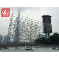 Quality Array Speaker Layer Truss Scaffolding Truss Using For Outdoor 1000×2000 Mm for sale