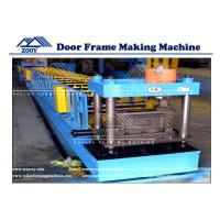 Wholesale Metal Door Frame Roll Forming Machine from china suppliers