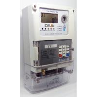 Wholesale STS Commercial 3 Phase Electric Meter , Prepayment Electricity Meters from china suppliers