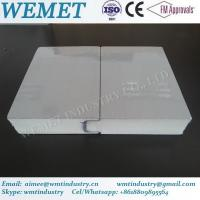 Wholesale PIR/PU, Rock wool, Glass wool clean room panel for Medical, Electrical industry from china suppliers